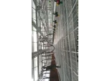 喷灌机试水视频展示2